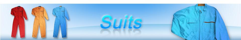 Suits Catalog