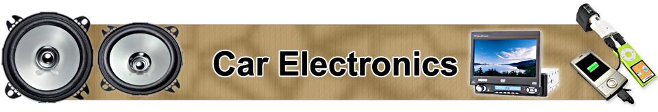 Car-Electronics Catalog
