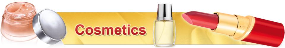 Cosmetics Catalog