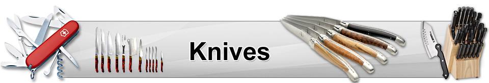 Knives Catalog