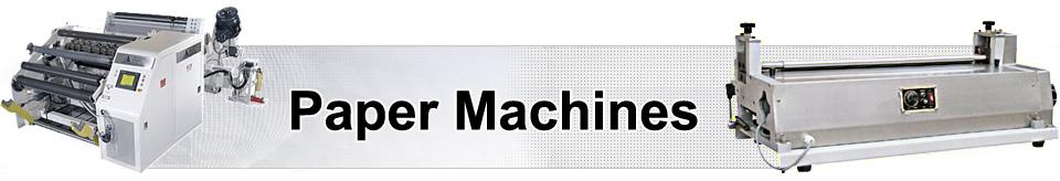 Paper-Machines Catalog