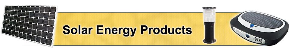 Solar-Energy-Products Catalog