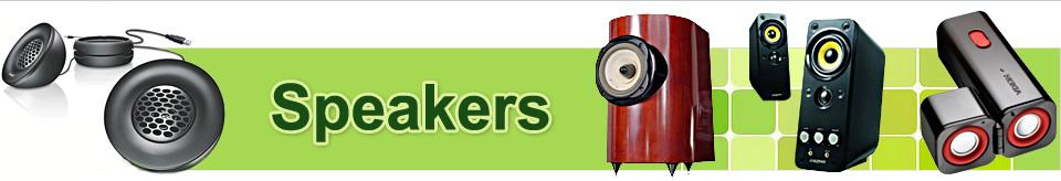 Speakers Catalog